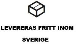 Levereras fritt Sverige